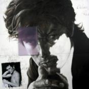 Alain Delon - Dior Diptyque