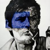 Alain Delon - La Piscine Détail